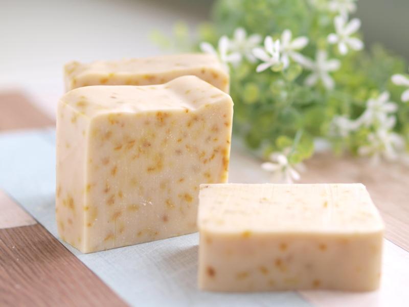 生活の木 石けん作り 石鹸の基本を学ぶ 石けんとハーブ 石鹸と精油