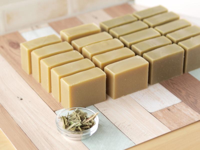 月桃の浸出油 石鹸作り 月桃石けん 手作り石けんオンライン講座 (1)6